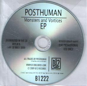 Posthuman - Monsters And Vortices EP