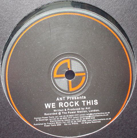 Ant - We Rock This
