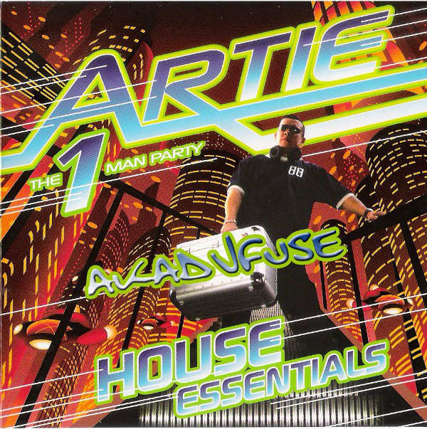 Artie The One Man Party - House Essentials