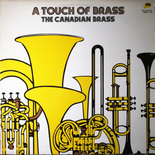 Canadian Brass, The - A Touch Of Brass