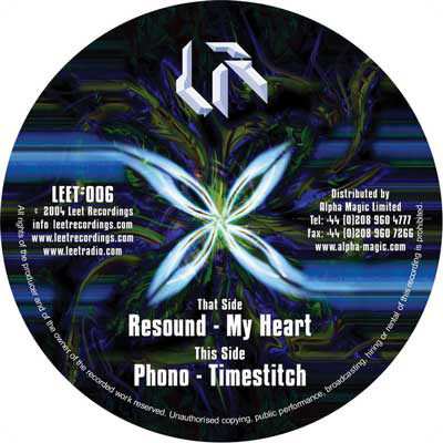 Resound - My Heart / Timestitch