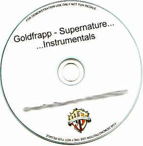 Goldfrapp - Supernature (Instrumentals)