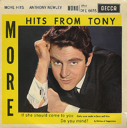 Anthony Newley - More Hits From Tony