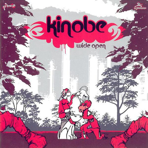 Kinobe - Wide Open