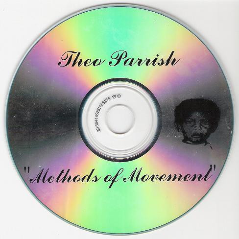 Theo Parrish - Methods Of Movement