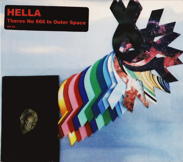 Hella - There's No 666 In Outer Space