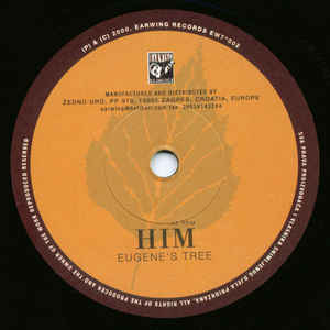 HiM, Rujan - Eugene's Tree / Tereza Se Nije Dala cover of release