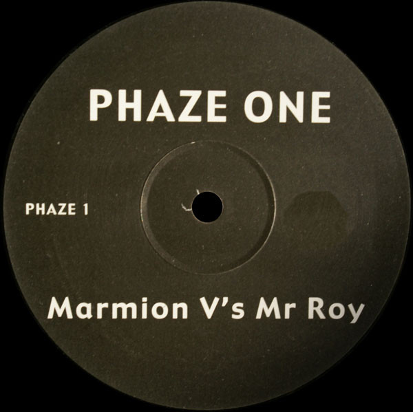 Mr. Roy - Phaze One