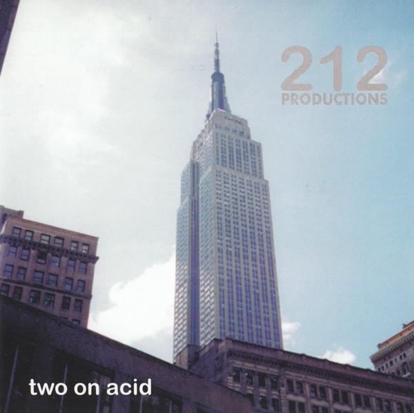 Two On Acid - Two On Acid