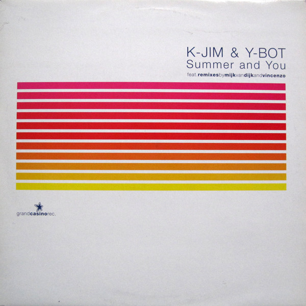 K-Jim + Y-bot - Summer And You