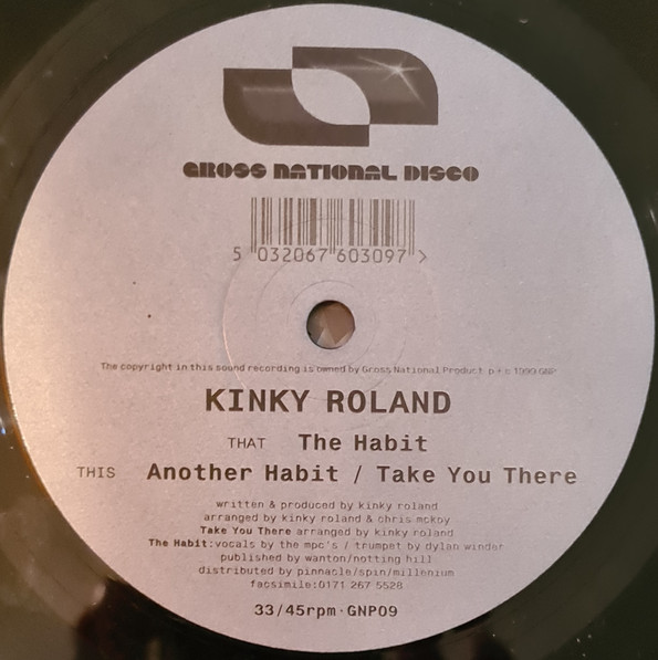 Kinky Roland - The Habit