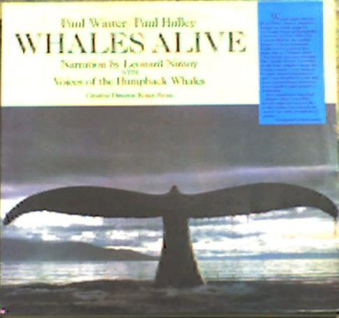 Paul Winter (2) - Whales Alive
