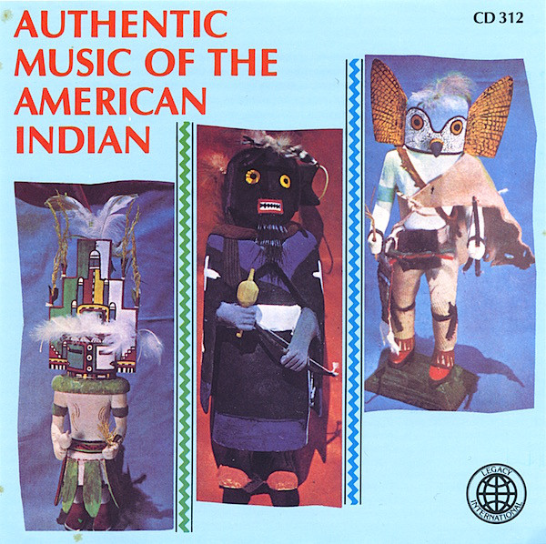 American Indian, The - Authentic Music Of The American Indian