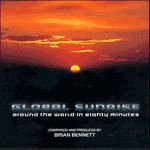 Brian Bennett - Global Sunrise(Around The World In Eighty Minutes) Soundtrack.