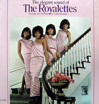 Royalettes, The - The Elegant Sound Of The Royalettes