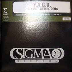 Y.A.G.O. - Hymn (Remix 2004) cover of release
