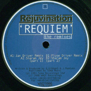 Rejuvination - Requiem (The Remixes)