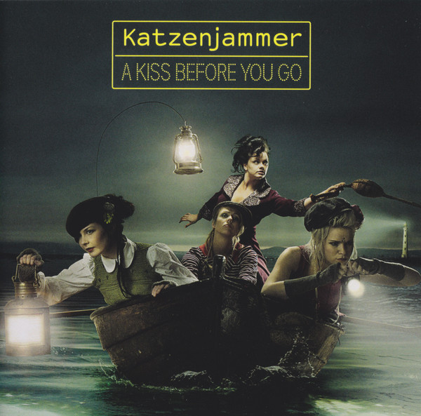 Katzenjammer - A Kiss Before You Go