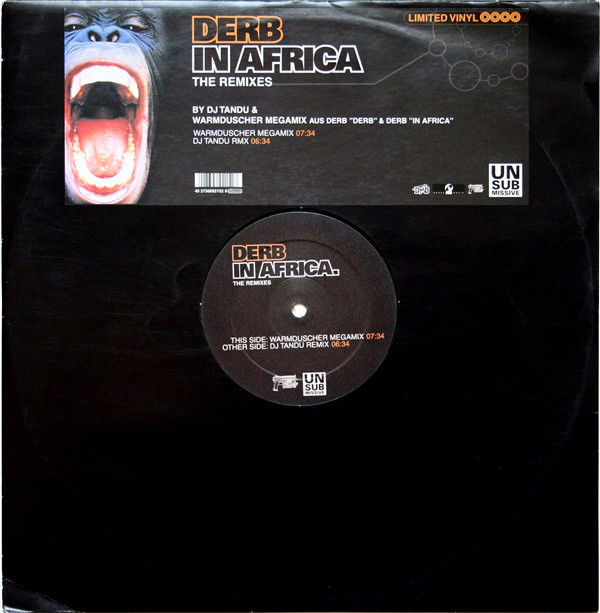 Derb - In Africa (The Remixes)
