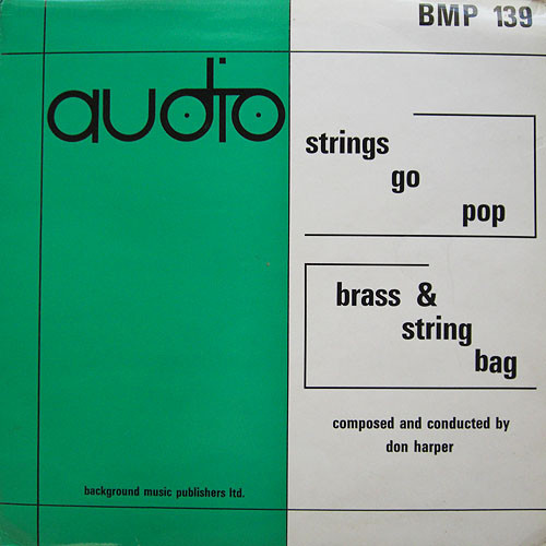 Don Harper (2) - Strings Go Pop / Brass & String Bag