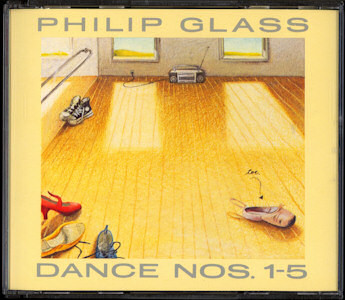 Philip Glass - Dance Nos. 1-5