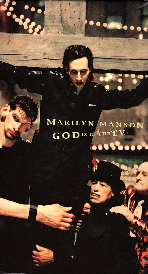 Marilyn Manson - God Is In The TV