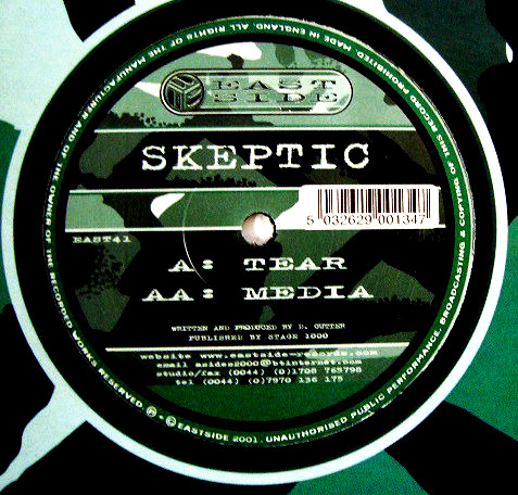 Skeptic - Tear / Media