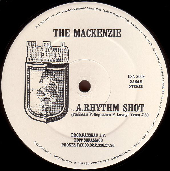 Mackenzie, The - Rhythm Shot