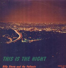 Billy Storm - This Is The Night