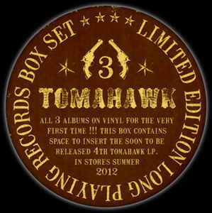 Tomahawk  - Eponymous To Anonymous cover of release