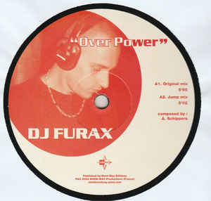 DJ Furax - Over Power / Hard 69 RMX'04 cover of release