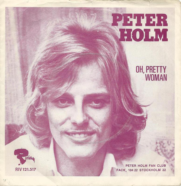 Peter Holm (2) - Oh, Pretty Woman