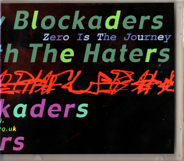 Haters, The - Zero Is The Journey