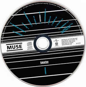 Muse - Showbiz cover of release