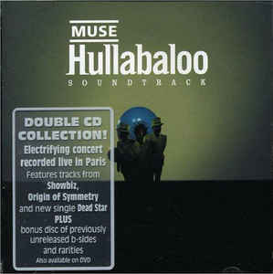 Muse - Hullabaloo Soundtrack cover of release