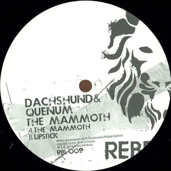Quenum - The Mammoth