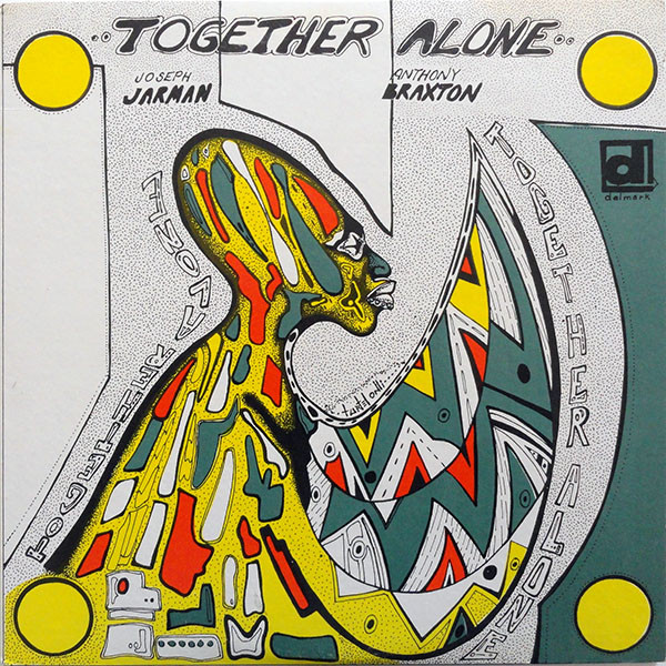 Anthony Braxton - Together Alone