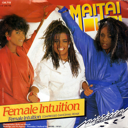 Mai Tai - Female Intuition