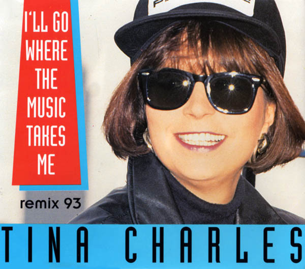 Tina Charles - I'll Go Where The Music Takes Me (Remix '93)