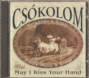 Csókolom - May I Kiss Your Hand