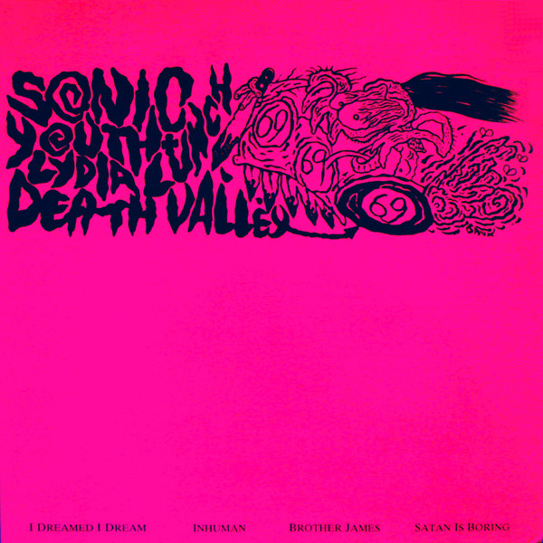 Lydia Lunch - Death Valley '69