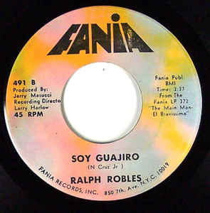 Ralph Robles - Maybe / Soy Guajiro