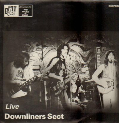 Downliners Sect - Live