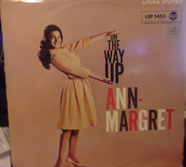 Ann Margret - On The Way Up