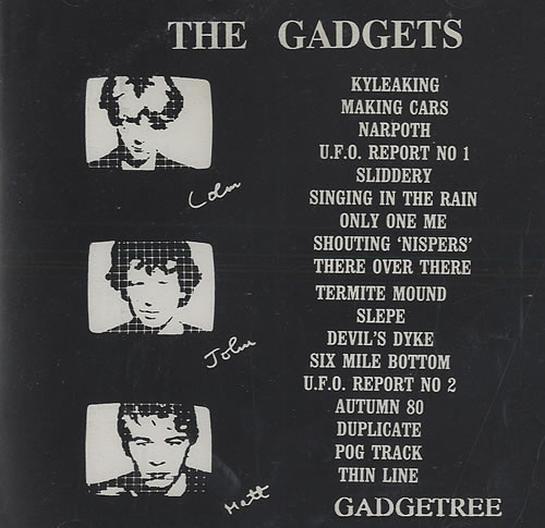 Gadgets, The - Gadgetree