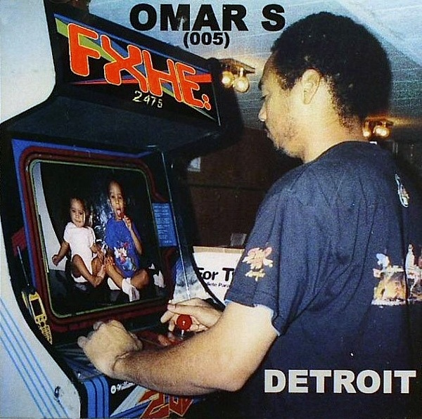 Omar-S - Just Ask The Lonely