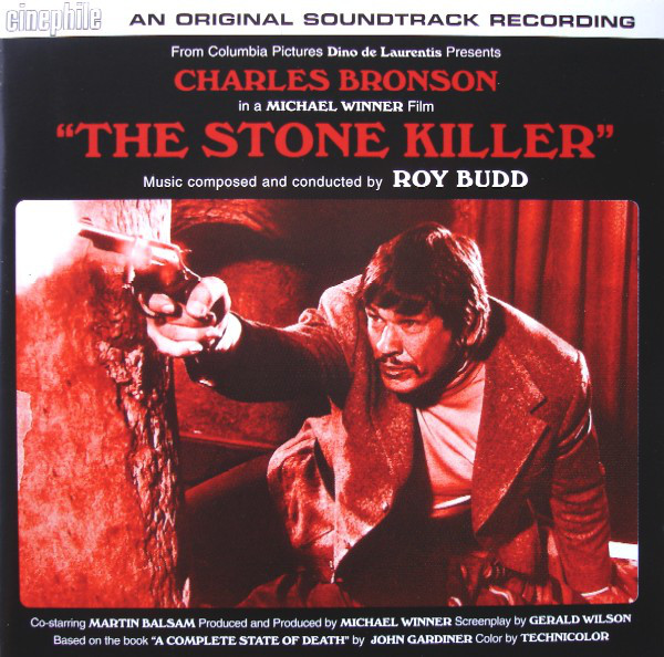 Roy Budd - The Stone Killer (Original Motion Picture Soundtrack)