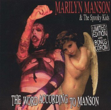 Marilyn Manson & The Spooky Kids - The Word According To Manson