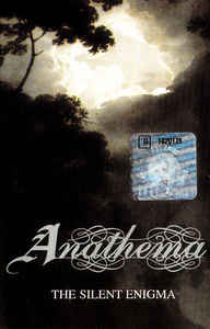 Anathema - The Silent Enigma cover of release