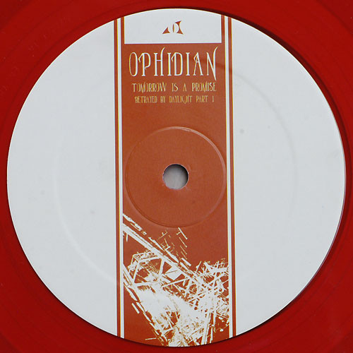 Ophidian - Tomorrow Is A Promise